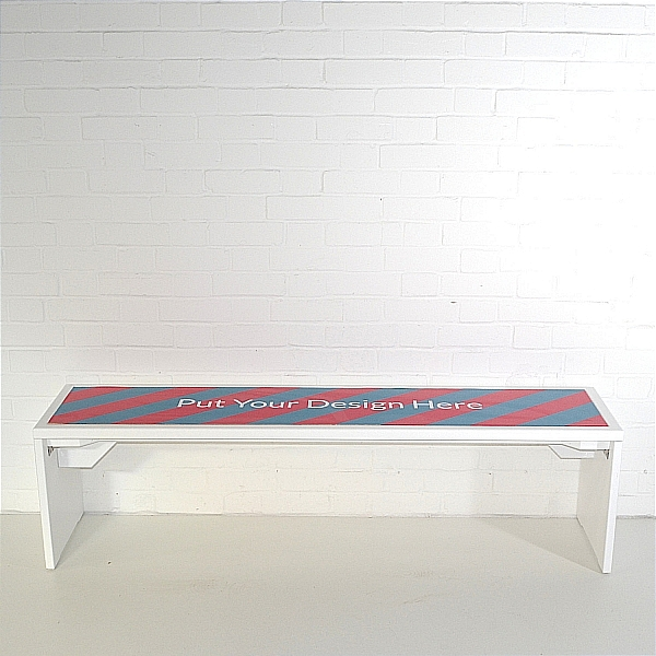 Branded Bench Hire